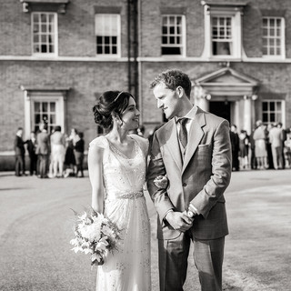 A Brocket Hall Wedding | Vasanti & Chris |