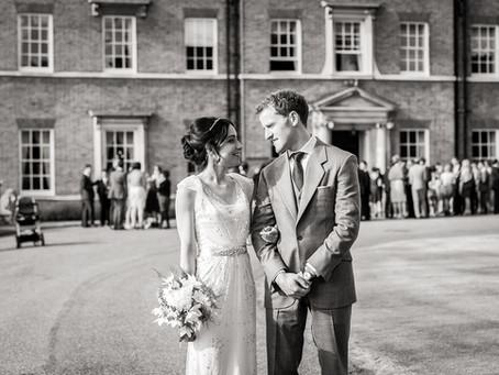 A Brocket Hall Wedding | Vasanti & Chris |