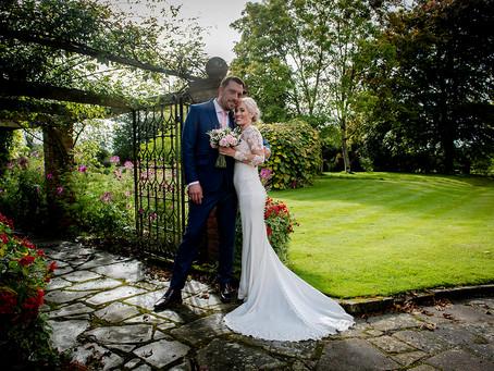 The Barn at Alswick Wedding | Kate & David
