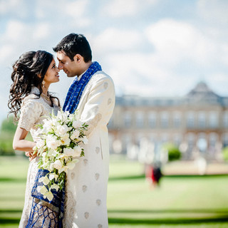Wrest Park Wedding | Neelu & Sanjay
