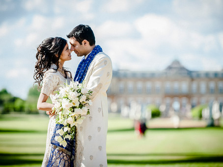 Wrest Park Wedding | Neelu & Sanjay