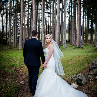 Winter wedding at Fanhams Hall Hotel   Taylor & Adam