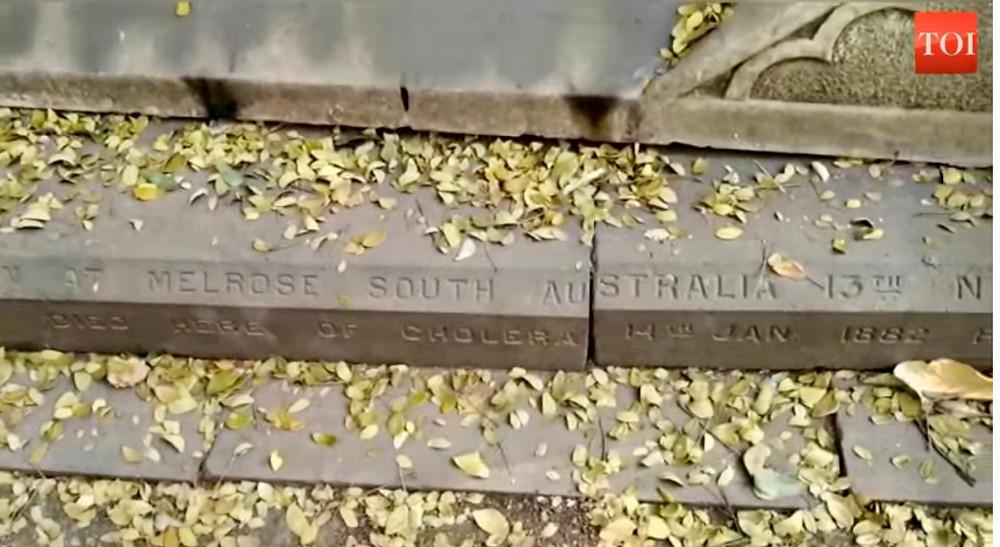 Alice Richmans Grave