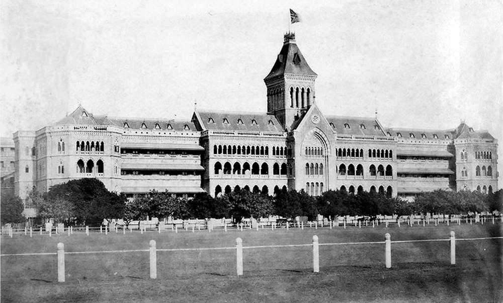 Sassoon Hospital Pune, 1855