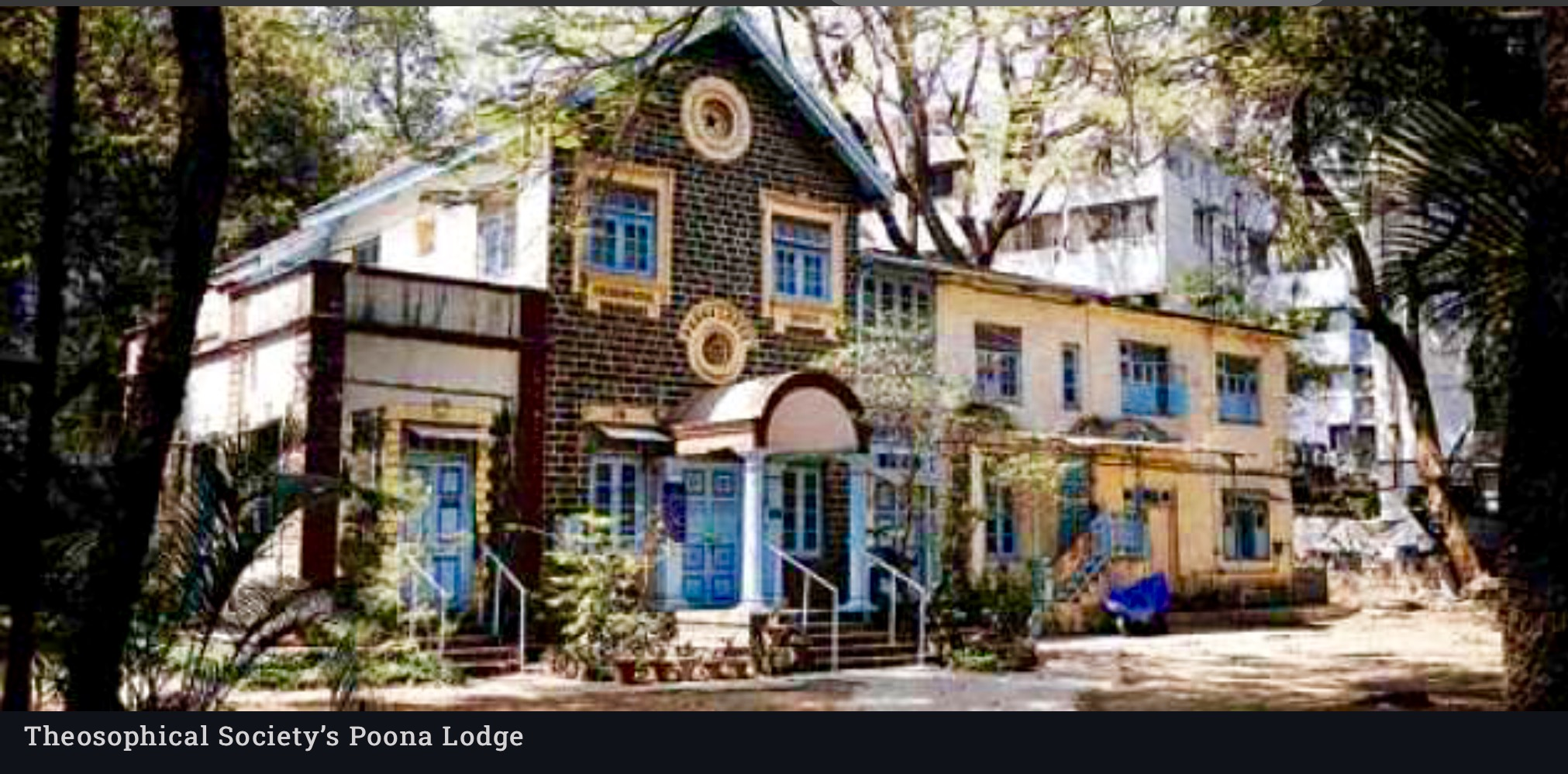 Theosophical Society - Pune Lodge