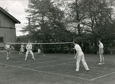 Badminton- The Poona Game