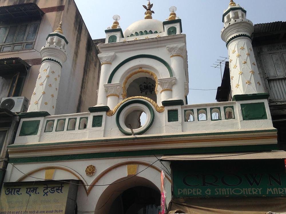जमतखाना. बोहरी मस्जिद