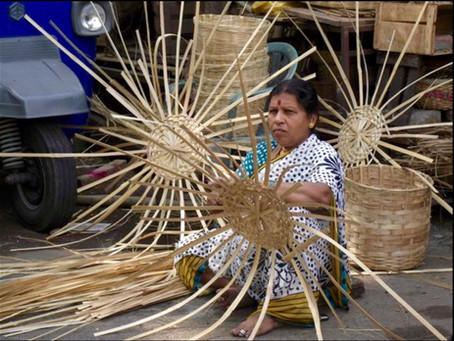Cane Craftsmen of Pune - The Buruds