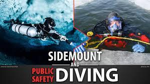 Sidemount no Mergulho de Segurança Pública