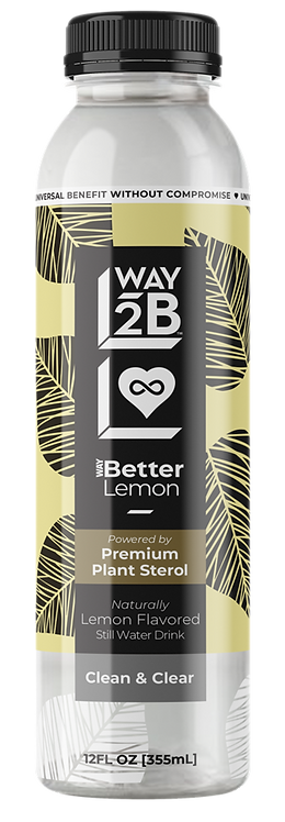 WAY Better Still Lemon - Powered by Plant Sterol