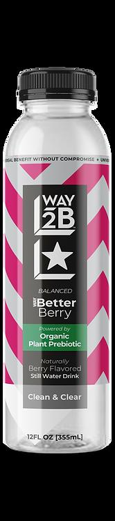 *BALANCED* - WAY Better Still Berry - Powered by Organic Prebiotic