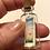 Thumbnail: Gliding / tiny jar art / Reserved for Christopher Madden