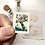 Thumbnail: Longing / tiny mixed media (unframed)