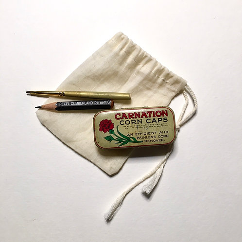 Raindrops On Carnations Tiny Art Kit