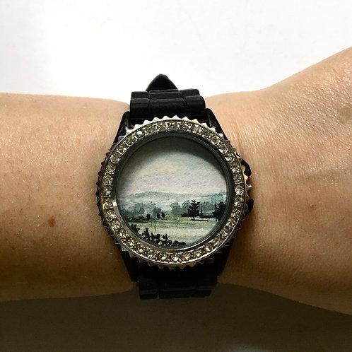 Gentle Breath / tiny timeless watch