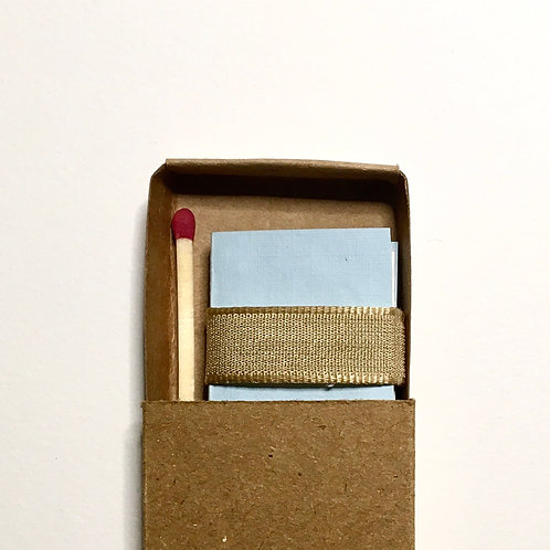 Matchbox Tiny Sketchbook