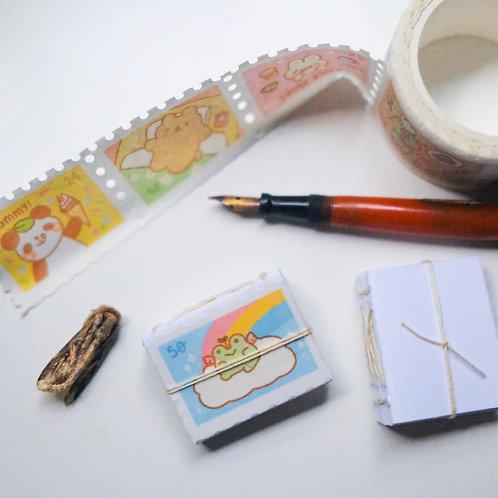 tiny plant tiny sketchbook (PREORDER single)