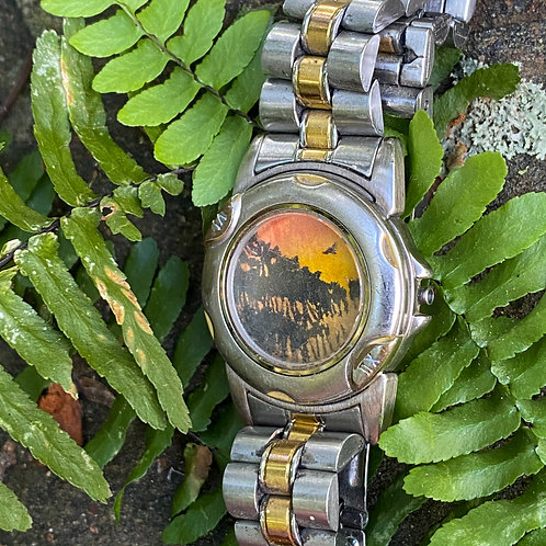 Warmth of Dusk / timeless watch