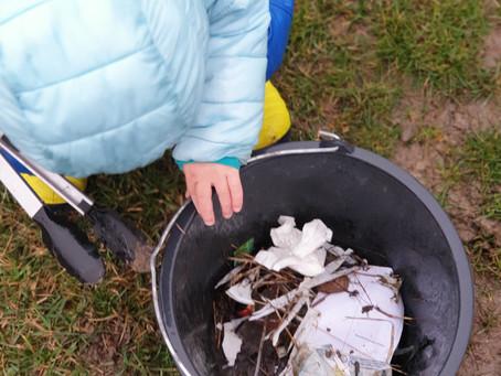 Mach mit beim Clean-Up!