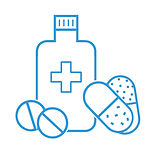 Hospitales y farmacéuticas - Mynkana