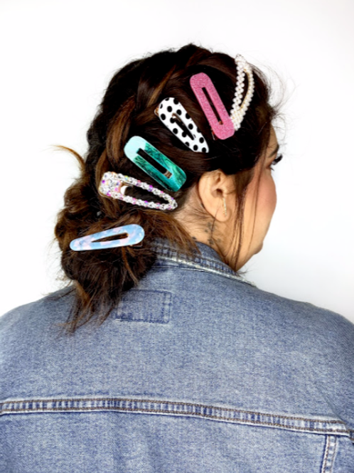 Barrettes & Clips