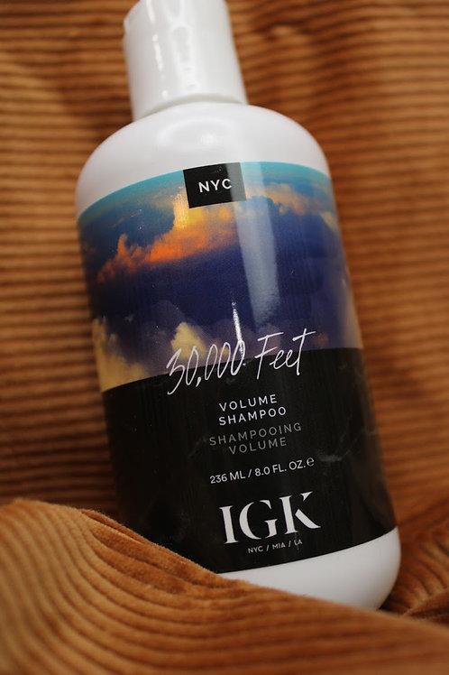 IGK 30,000 Feet Shampoo
