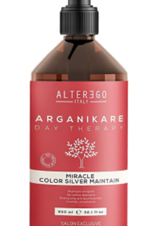 AlterEgo Miracle Color Silver Maintain Shampoo