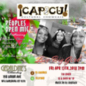 Capicu Culture featuring Live Big Girl
