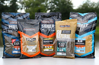 Sonubaits, Sonubaits Groundbait, The Angling Shop, Sonubaits Match Method Mix, Sonubaits Match Method Mix Dark, Sonubaits Pro Thatchers Groundbait, Sonubaits Banoffee Groundbait, Sonubaits So Natural Groundbait, Sonubaits Black Lake Groundbait, Sonubaits F1 Origianl Groundbait, Sonubaits Sweet F1 Groundbait