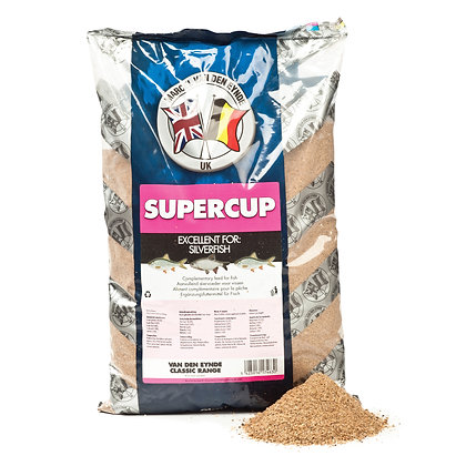 Van Den Eynde Supercup Natural Groundbait