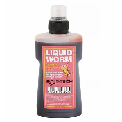 Bait Tech Worm Liquid
