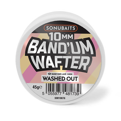 Sonubaits Band'um Wafters Washed Out 10mm
