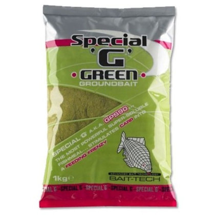 Bait Tech Special G Green Groundbait