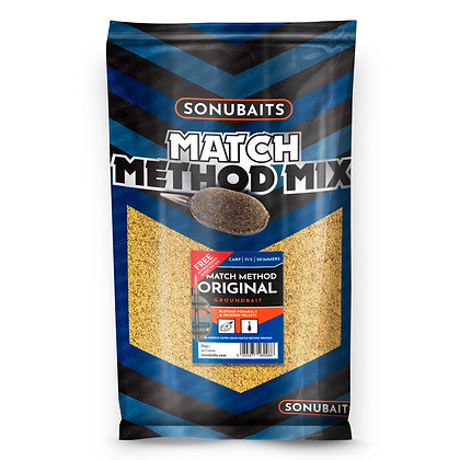 Sonubaits Match Method Mix Original Groundbait 2kg