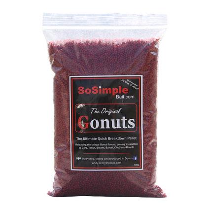 So Simple Bait The Original Gonuts Hard Micro Pellets