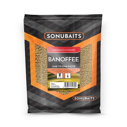 Sonubaits Banoffee One to One Paste