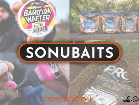 SONUBAITS INCOMING!