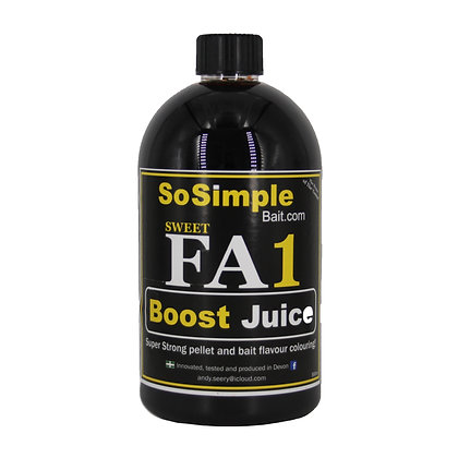 So Simple Bait FA1 Sweet Boost Juice 'The Milky One'