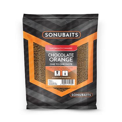Sonubaits Chocolate Orange One to One Paste