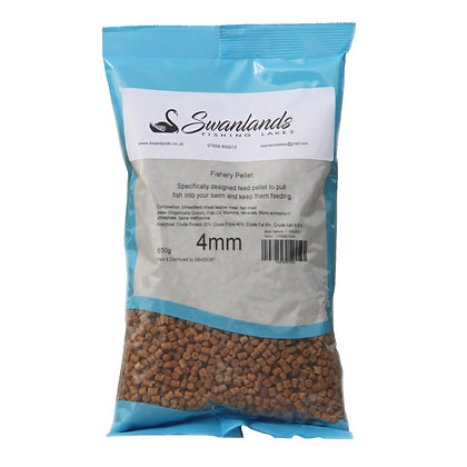 Coppens - 4mm Feed Pellets