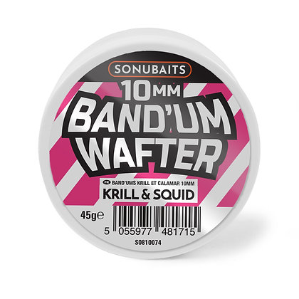 Sonubaits Band'um Wafters Krill & Squid 10mm