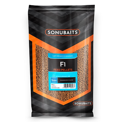 Sonubaits F1 Feed Pellets 2mm