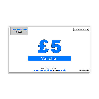 The Angling Shop Gift Vouchers