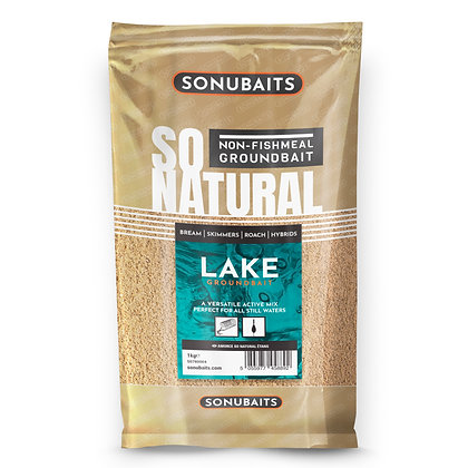 Sonubaits So Natural Lake Groundbait