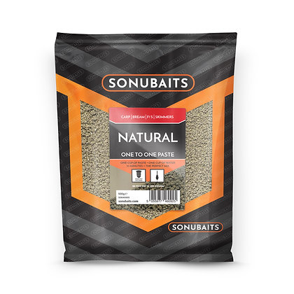 Sonubaits Natural One to One Paste