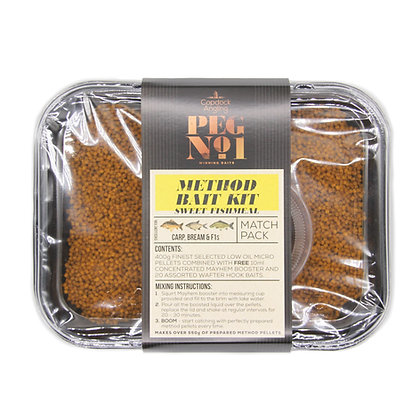 Peg No.1 Method Kit Sweet Fishmeal