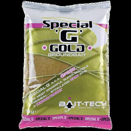 Bait Tech Special G Gold Groundbait