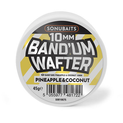 Sonubaits Band'um Wafters Pineapple & Coconut 10mm