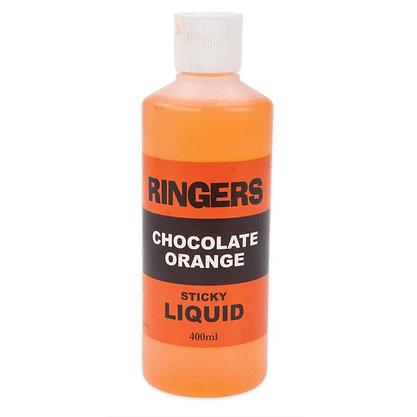Ringers Chocolate Orange Sticky Liquid