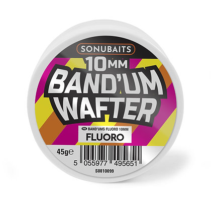Sonubaits Band'um Wafters Fluoro 10mm